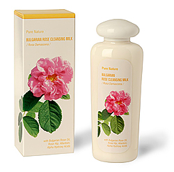 Cleansing Milk - Bulgarian Rose