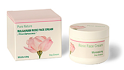 Day Face Cream – Bulgarian Rose